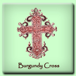 Burgundy Cross