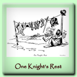 One Knight's Rest